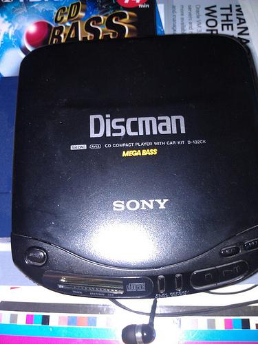 discman photo