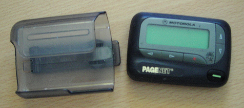 pager photo