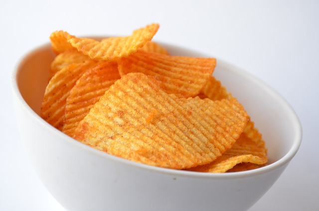 potato chips photo