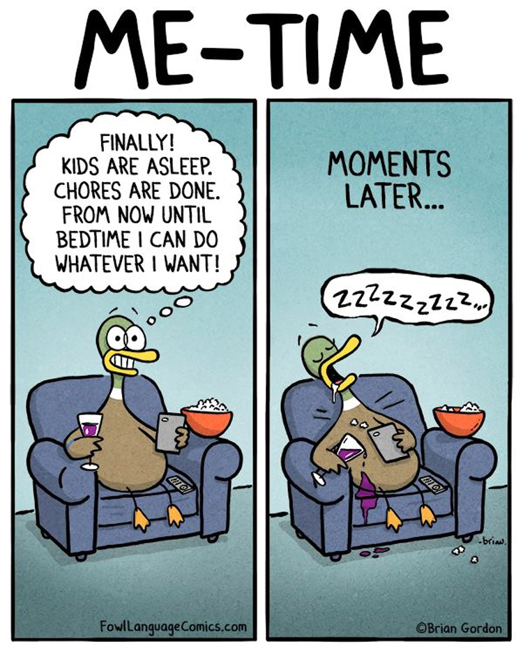 12 Hilarious Comics That Completely Nail Parenting ...