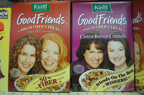 Kashi cereal photo