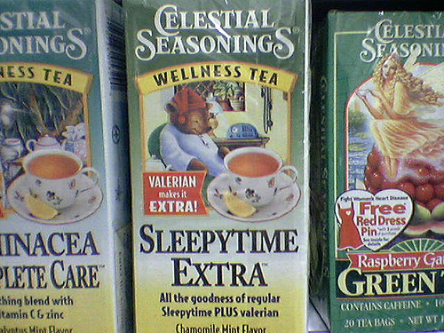 Valerian Tea photo