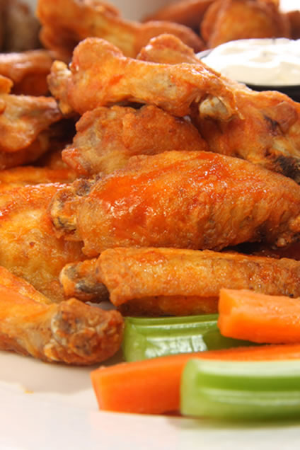 10 Delicious Slow Cooker Wing Recipes Simplemost