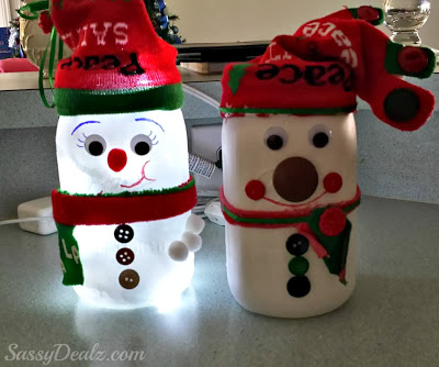 12 Adorable Mason Jar Crafts You Must Make For The Holidays Simplemost