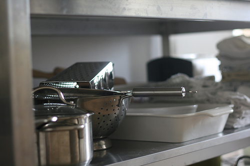 pots and pans photo
