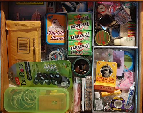 junk drawer photo