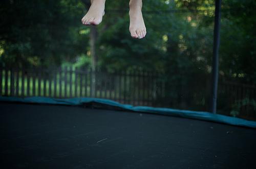 trampoline photo