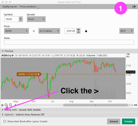 Using Custom Alert Sounds In Thinkorswim® | Simpler Trading