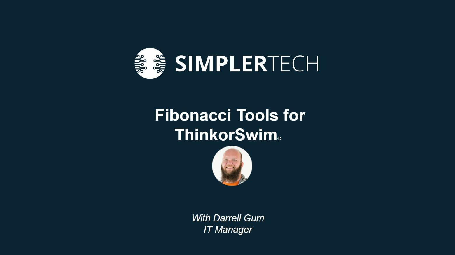 Fibonacci Price Tools: ThinkorSwim | Simpler Trading