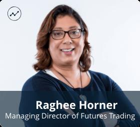 Raghee Horner with SImpler Trading