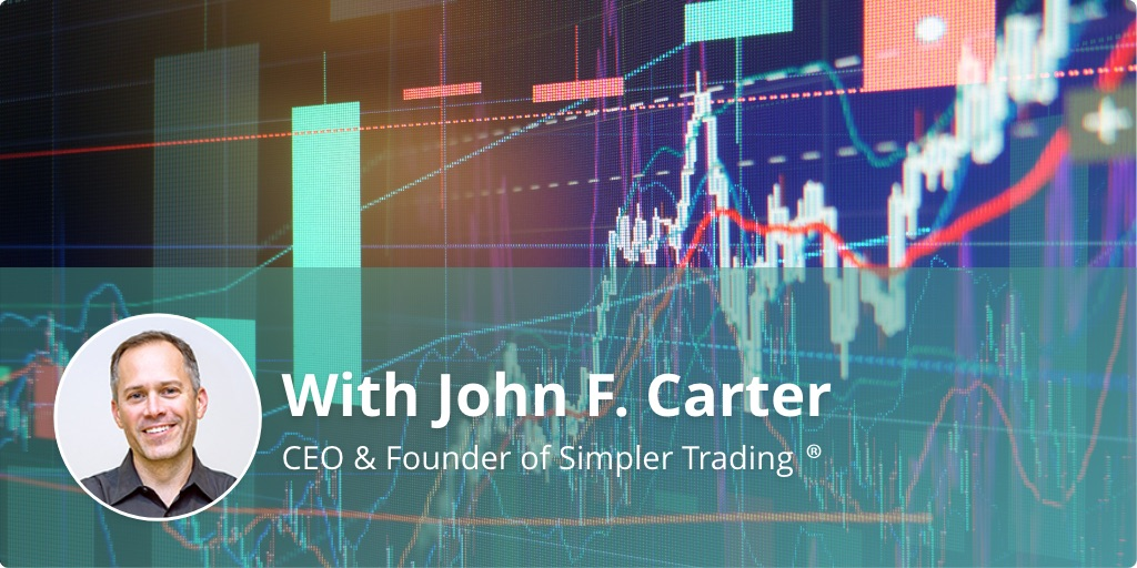 Learn Options from John F  Carter, Expert Options Trader | Simpler