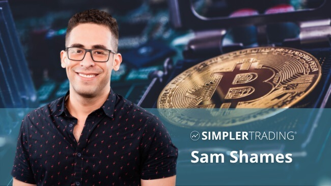 Crypto Sam Shames daily