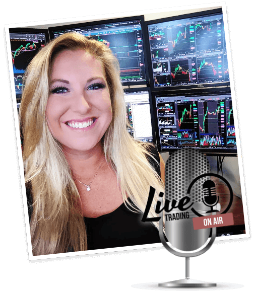 Live Trading with Danielle Shay