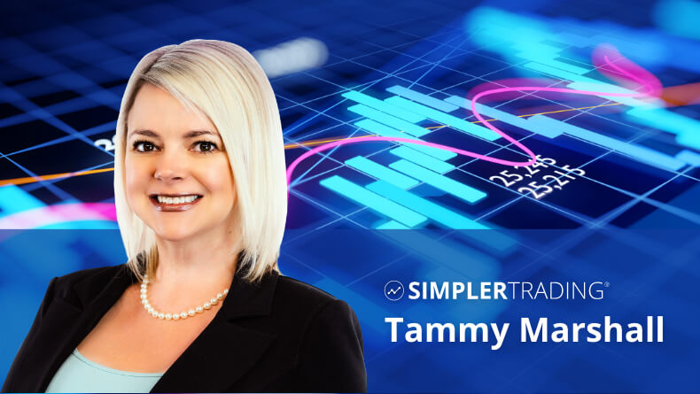 Tammy Marshall with Simpler Trading