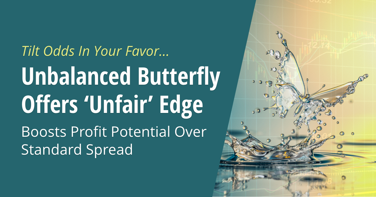 The Unbalanced Butterfly Strategy
