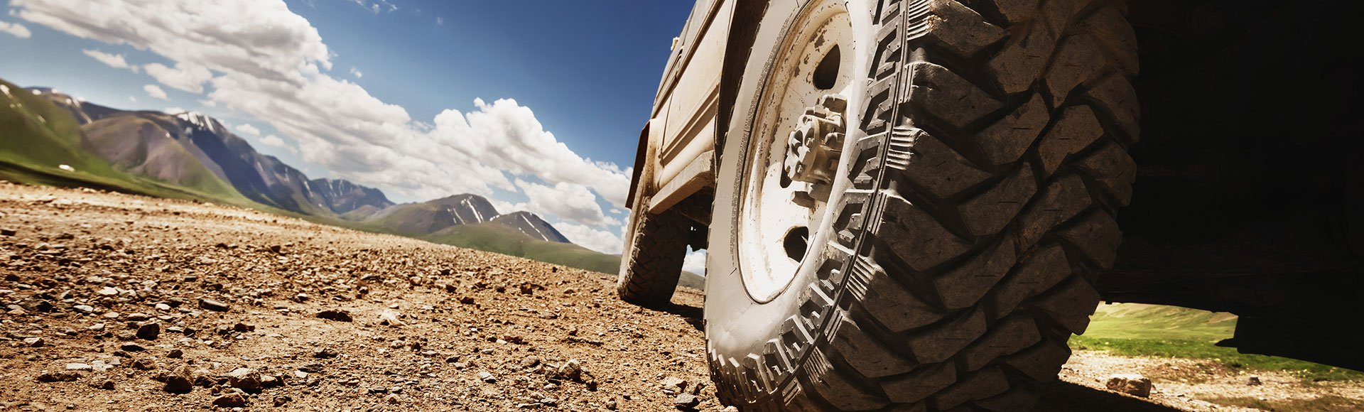 All Terrrain Tires