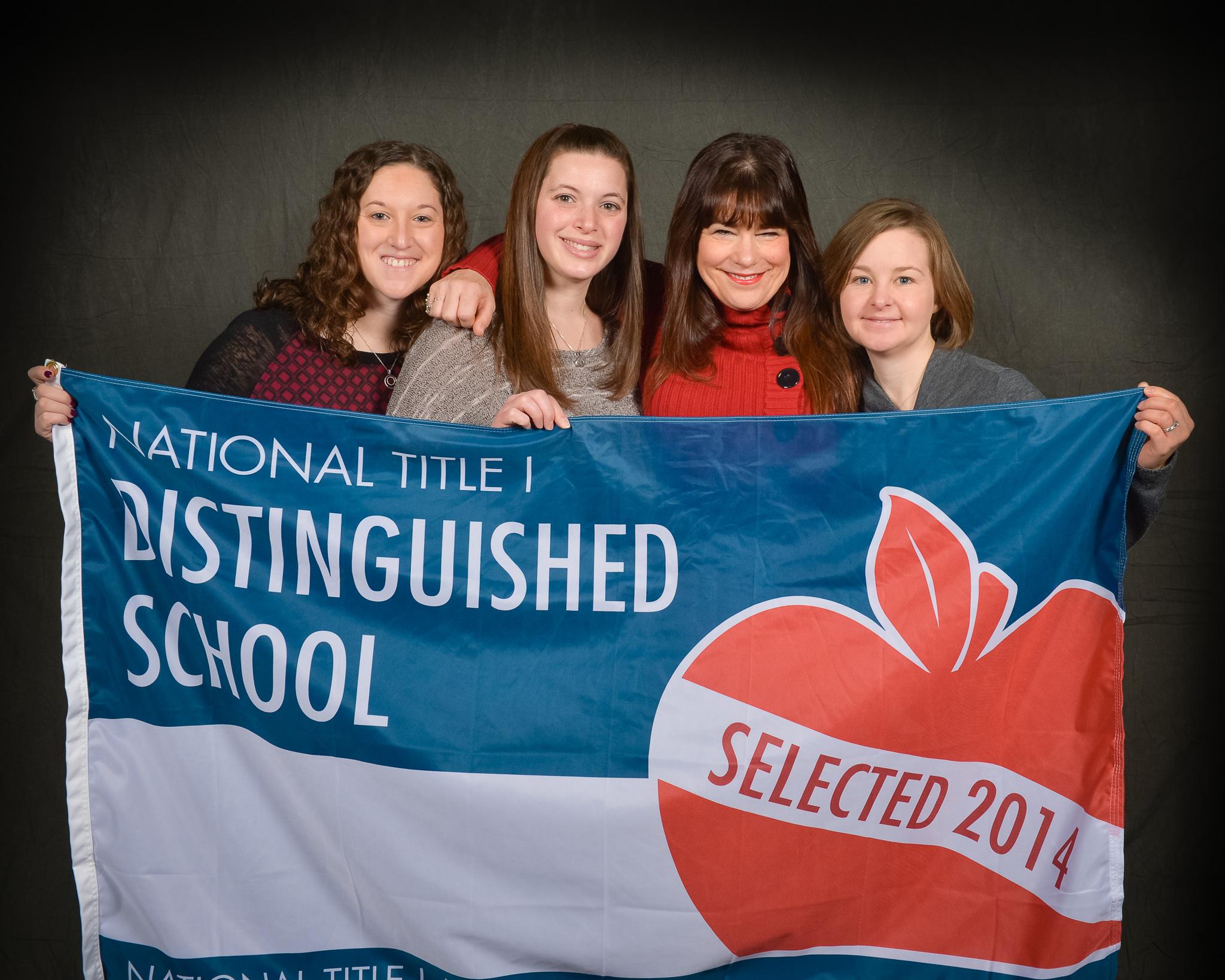 Distinguished Schools: Highland Elementary School