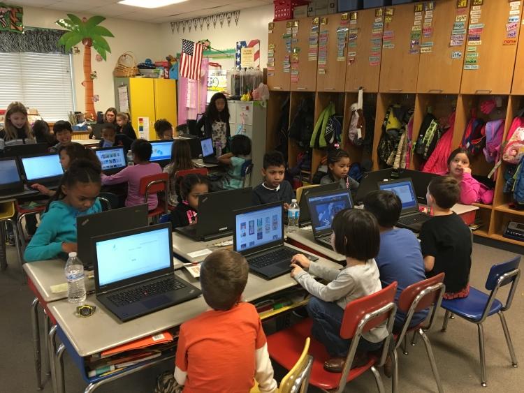Distinguished Schools: Thurgood Marshall Elementary School