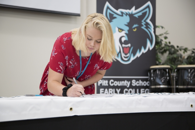 Distinguished Schools: Pitt County Schools Early College