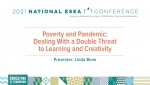 Poverty and Pandemic: Dealing With a Double Threat to Learning and Creativity