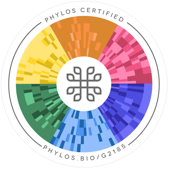 OGKB Girl Scout Cookies Phylos seal