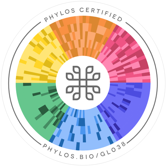 Fisher's CBD Phylos seal