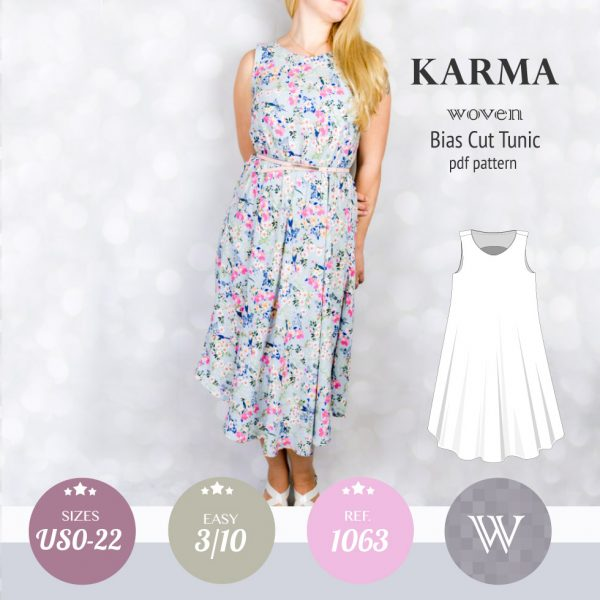 Karma_Tunic_sewing_pattern_Cover_small_ver1