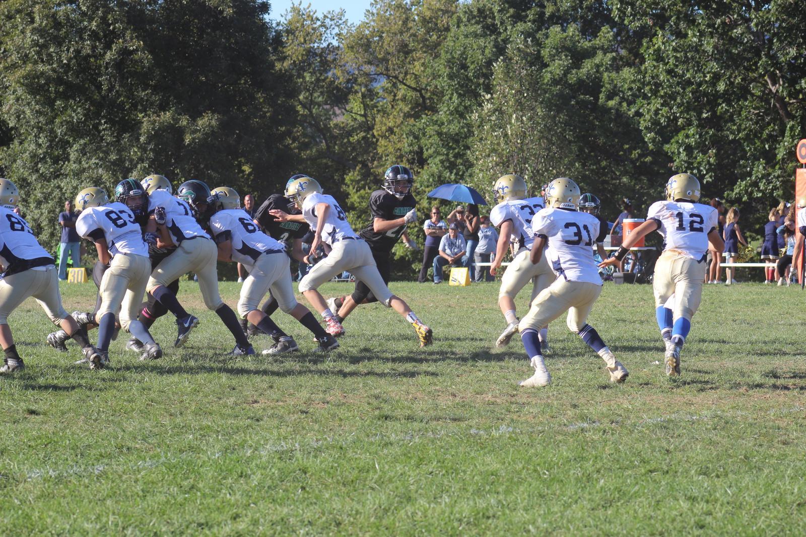 Harrisburg packers midget football teams — photo 4