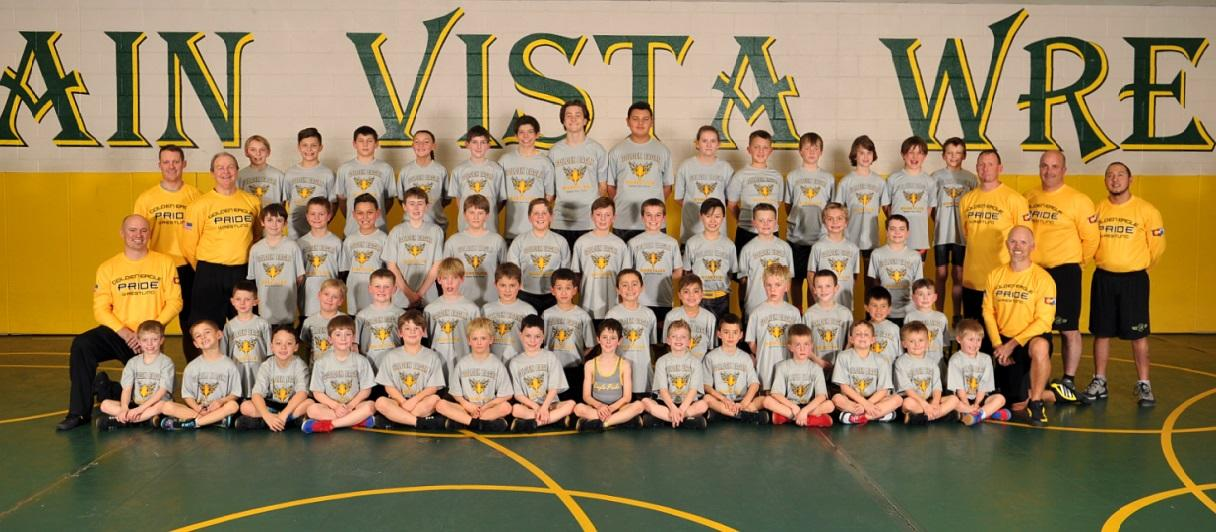 Youth Wrestling in Highlands Ranch | Golden Eagle Wrestling Club