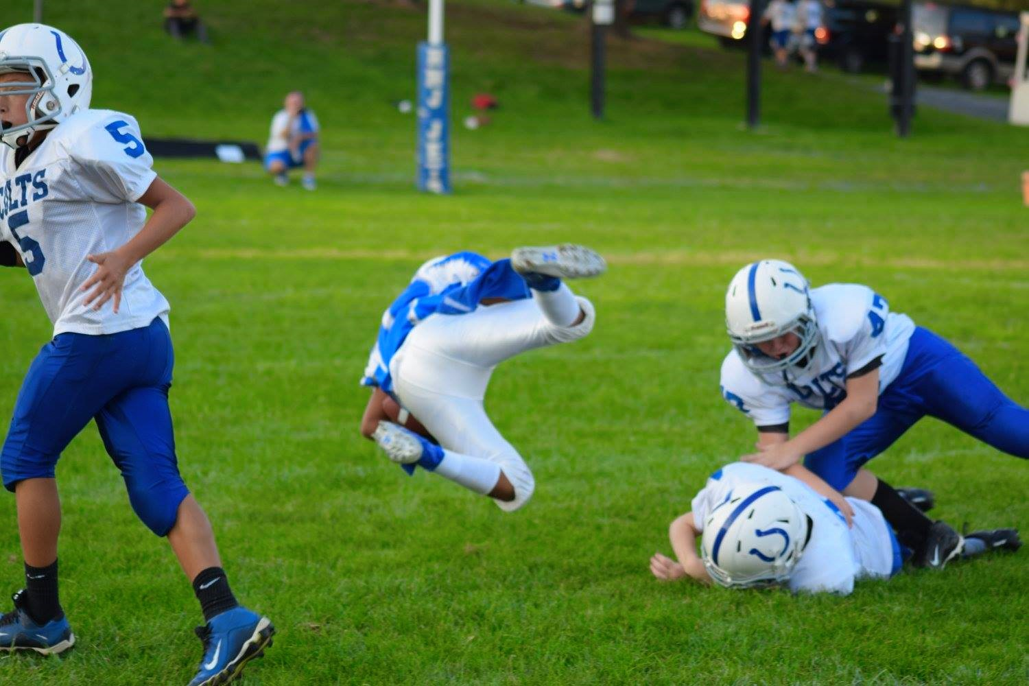 Football league lebanon midget valley
