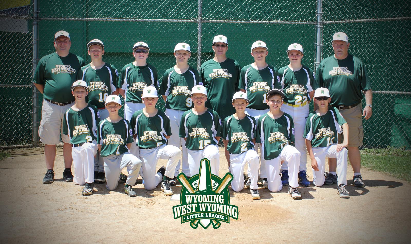 11-12 Baseball All-Stars