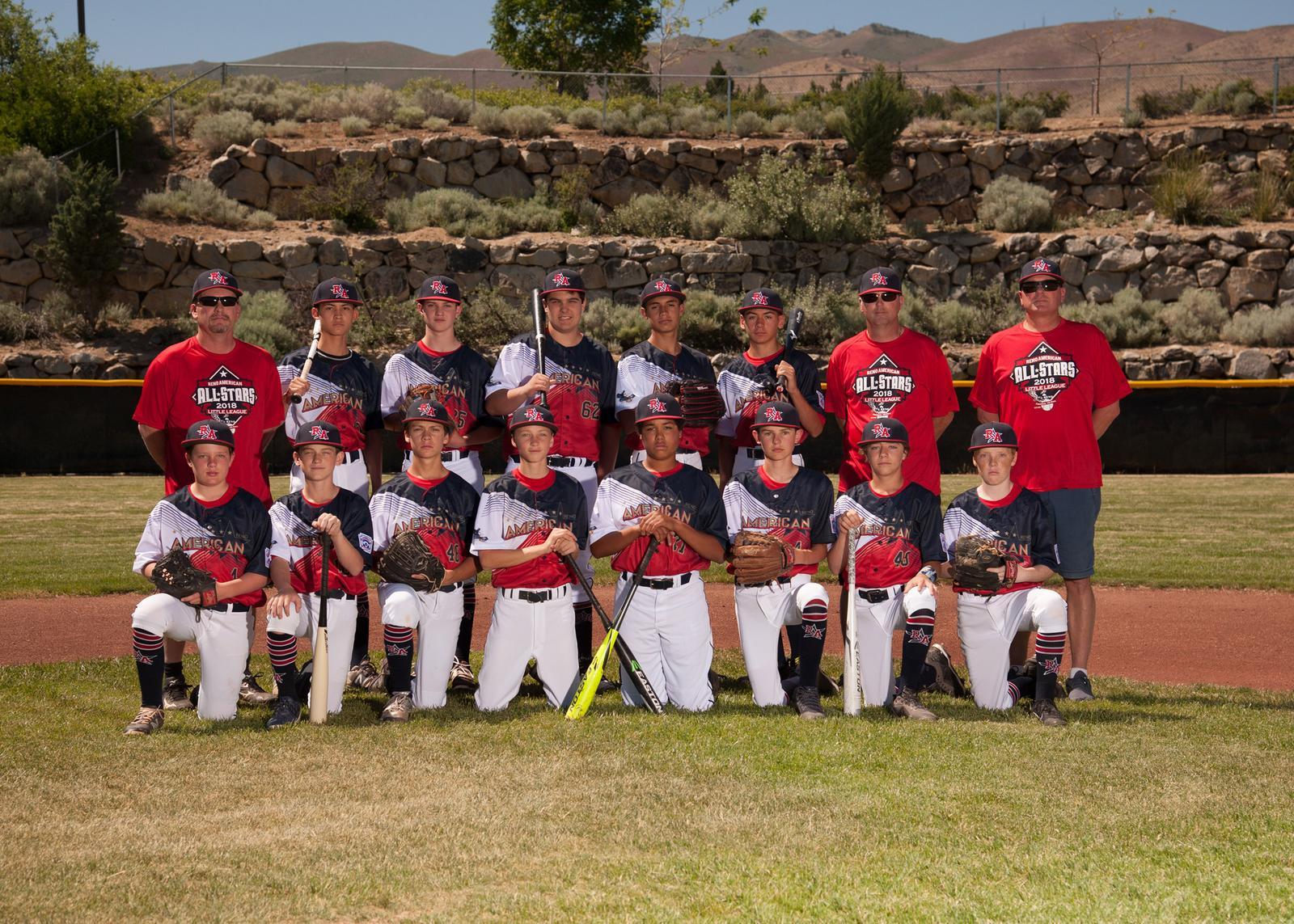 Reno American Little League | HOME
