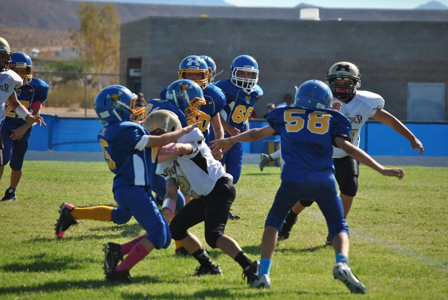 Luray midget league football registration — img 6