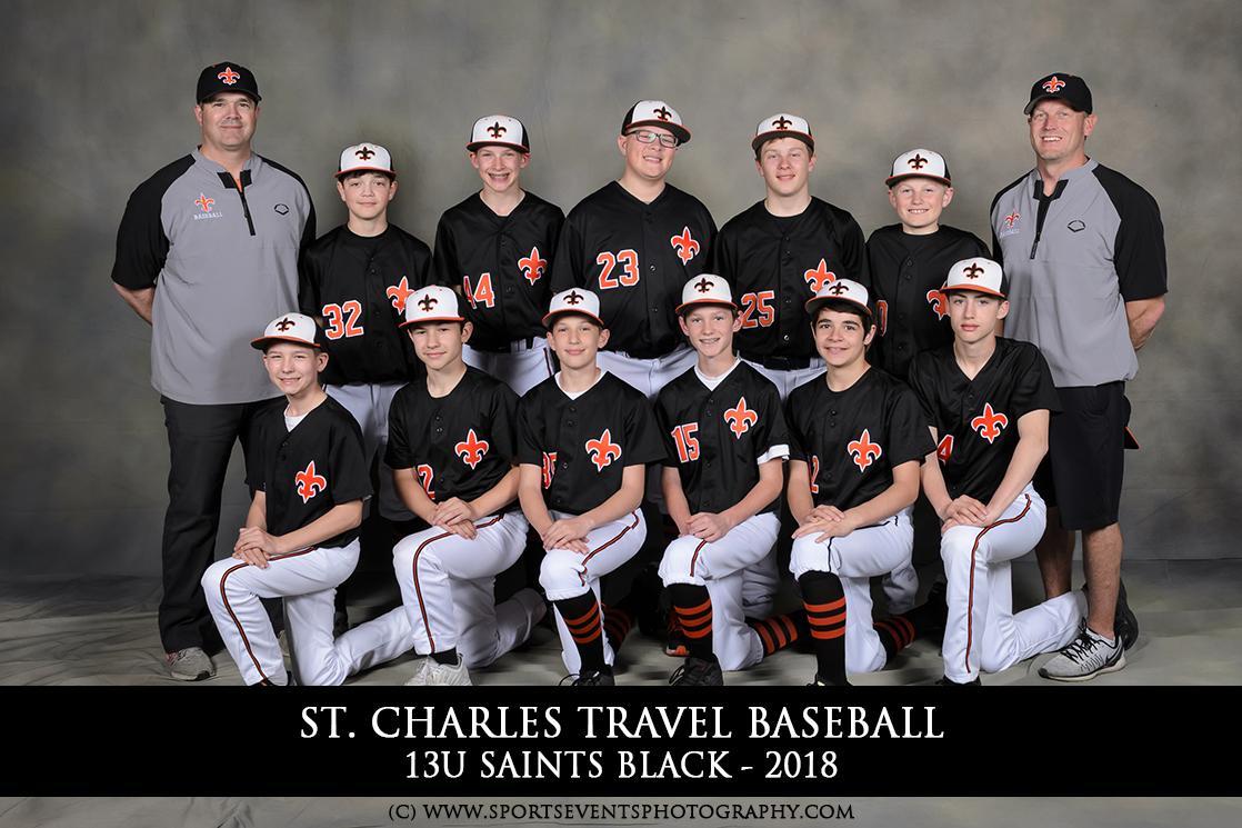 St  Charles Travel Baseball