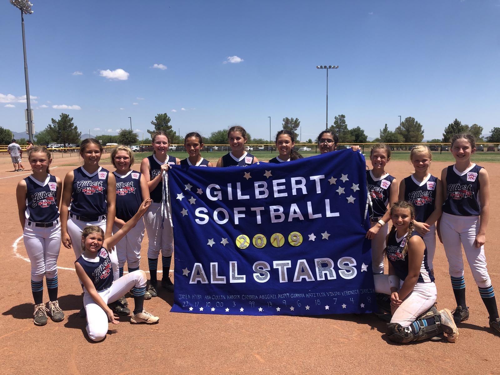Gilbert Softball Little League