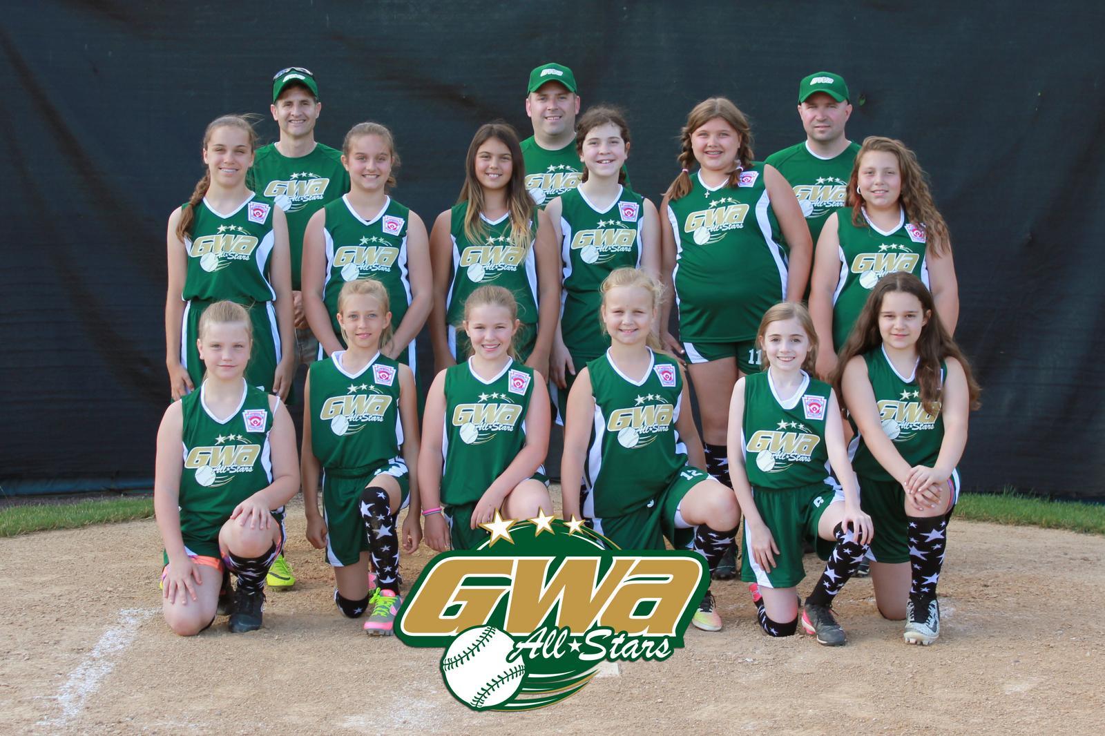 9-11 GWA All-Stars