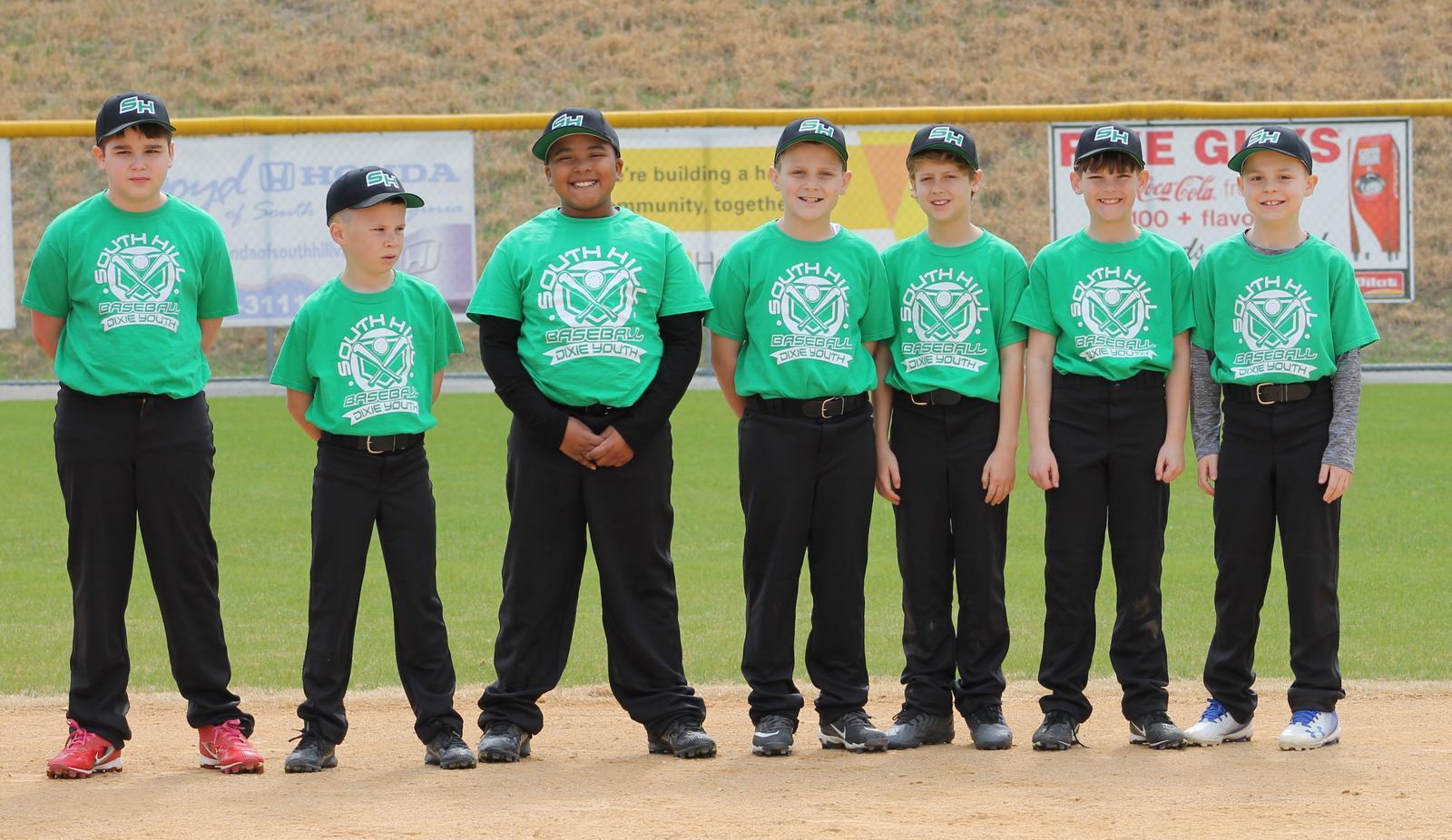 South Hill Baseball