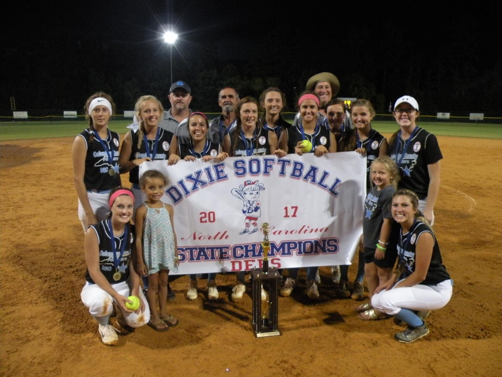 North Carolina Dixie Softball