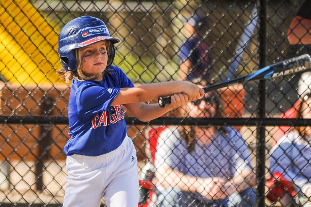 217548a3410 Girl s AA Softball Tigers