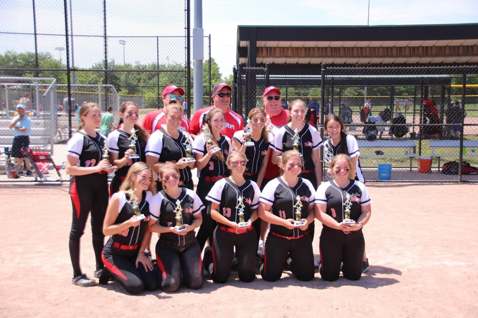 Clinton Macomb Girls Fastpitch Softball