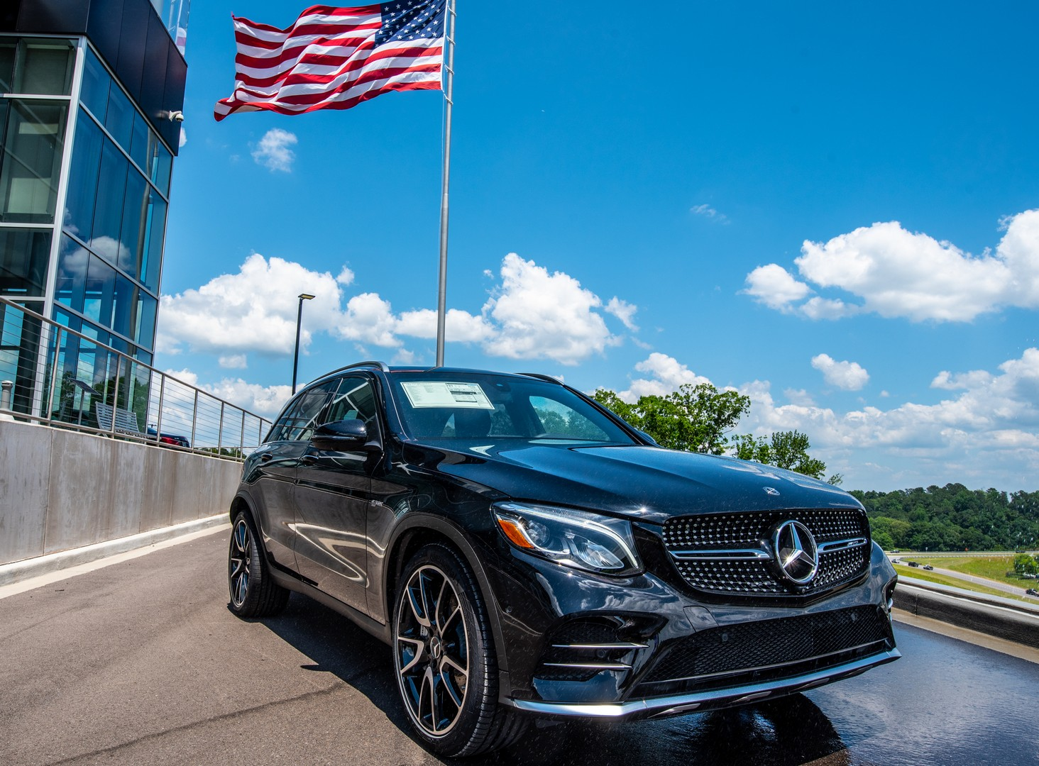 New 2019 Mercedes-Benz AMG® GLC 43 SUV 4MATIC®