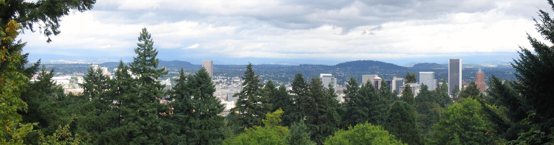 Located near Portland, Oregon