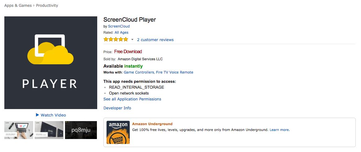 ScreenCloud in the App Store
