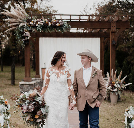 c9e870f573 Boho Chic Wedding Flower Styles
