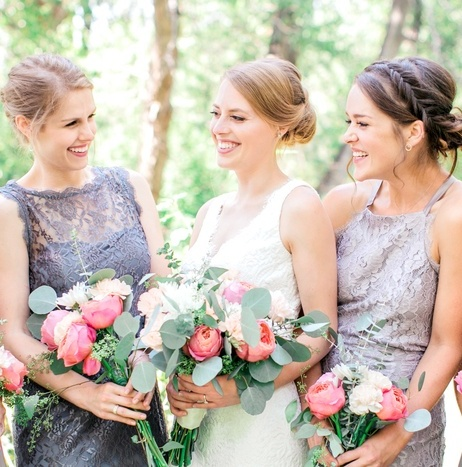 A Romantic Montana Wedding
