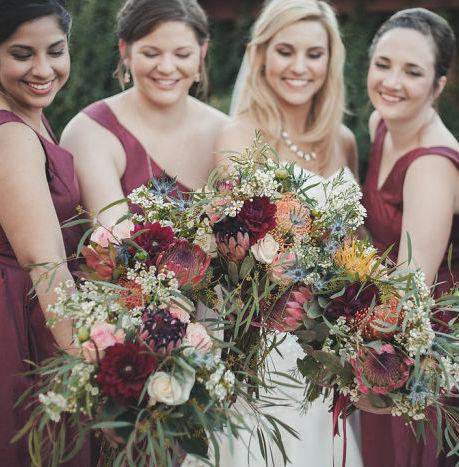 Wild Bohemian Bouquets