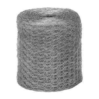 OASIS™ Florist Netting, Galvanized, 12 Inches