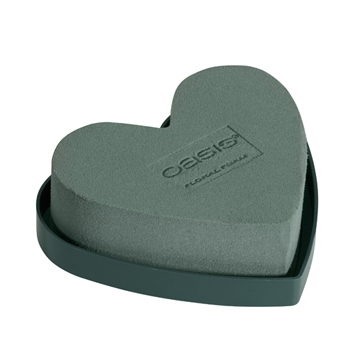 OASIS® Solid Mini Heart, 5 Inches