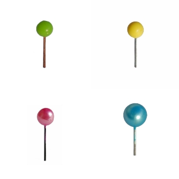 DIY Pins Choose Your Own 4 Colors Set