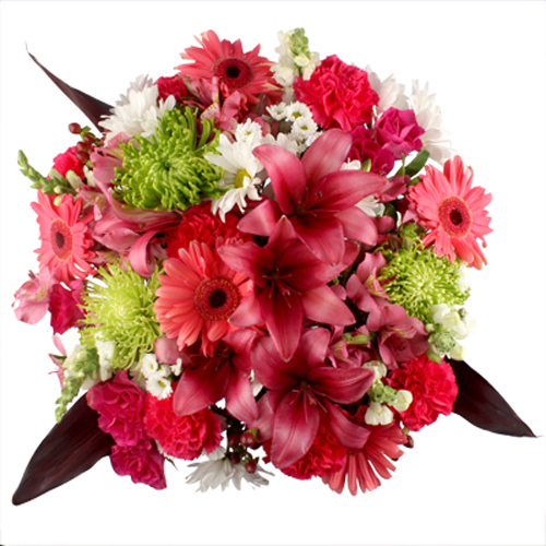 I'd always pick you, Valentine's Day Bouquet